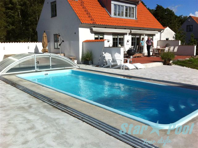 hit gfk schwimmbecken ontario 6 20x3 25x1 55m gfk pool fertigpool einbau. Black Bedroom Furniture Sets. Home Design Ideas