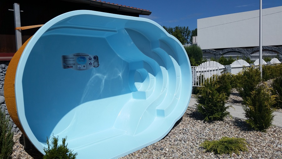 s gfk schwimmbecken astra 4 0 x 2 5 gfk pool fertig. Black Bedroom Furniture Sets. Home Design Ideas