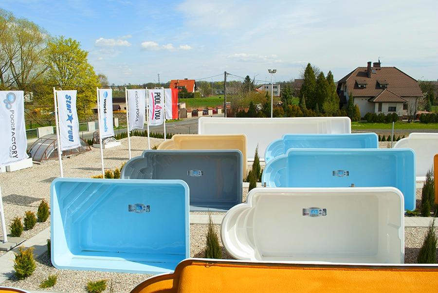 Gfk schwimmbecken massive 12 5x3 7 exclusive gfk pool mit for Gartenpool ebay